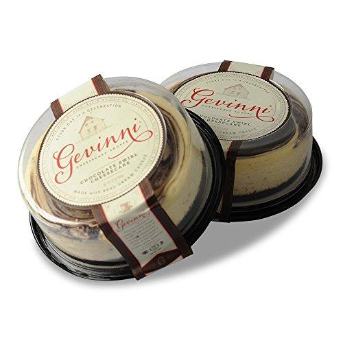 Gevinni Cheesecakes 2PK (Chocolate Swirl 2 PK)