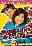 Roseanne - Die komplette 1. Staffel (Digipack, 4 DVDs)