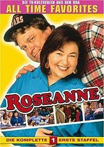 Roseanne - Die komplette 1. Staffel (Digipack, 4 DVDs) [Import anglais]