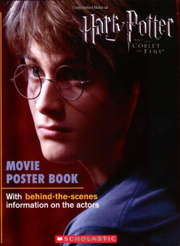 Harry Potter And The Goblet of Fire: Poster Book