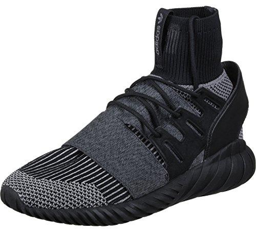 adidas Tubular Doom PK, Scarpe Sportive Uomo Nero (Negbas/Negbas/Gricua)