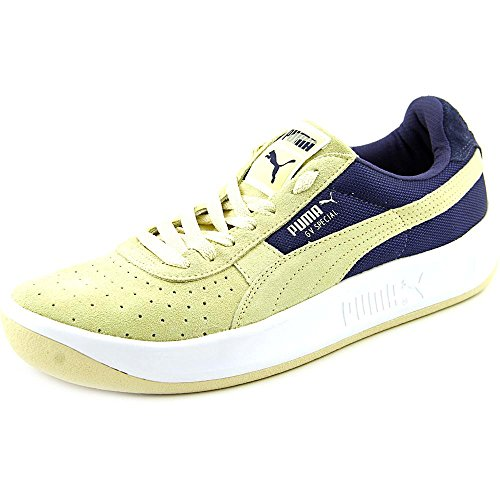 Puma Mens GV Special BC Yellow/Peacoat Sneaker 10.5M