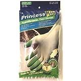 Ansell Princess Plus Hypoallergenic Vinyl Gloves (Medium / Large Size)