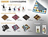 Sporting Goods : Carson Double Sided Microfiber Cleaning Cloth