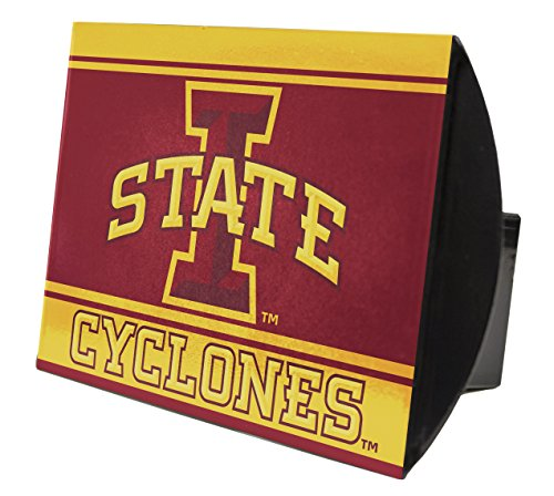 - Iowa State Cyclones Metal Trailer Hitch Cover
