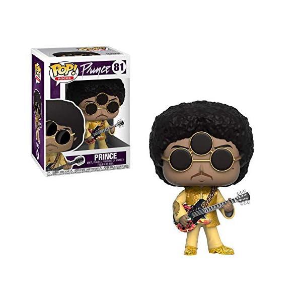Funko 32250 Pop Rocks: Prince - 3Rd Eye Girl Collectible Figure, Multicolor 2