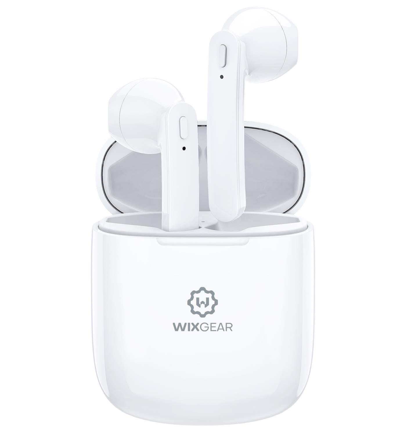Auriculares Earbuds Inalambricos WixGear Waterproof IPX5 Whi