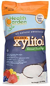 Xylitol Health Garden Kosher Birch 1 lbs. Product Of USA