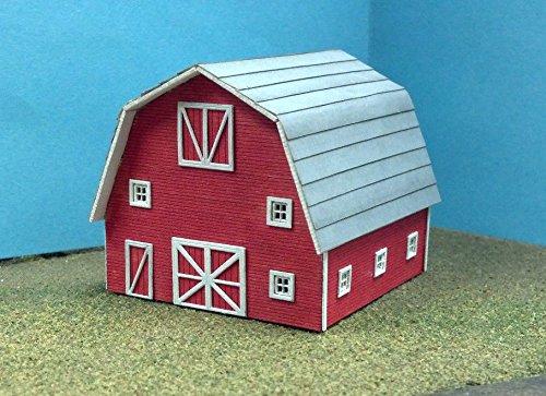 wood barn kit - 7