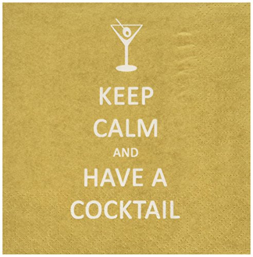 Paperproducts Design 20 Pack Cocktail Napkins