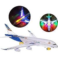 Kawosh A380 Avión de Juguete para niños Airbus