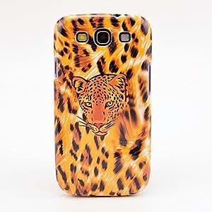 comprar Caso del modelo de la cabeza del leopardo para la galaxia III, cubierta para la galaxia 3 I93000