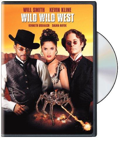 Wild Wild West (Keepcase packaging)