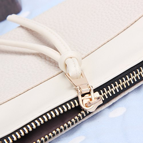 Bag PU Leather Leisure Lychee 05 Crossbody Shoulder Pattern Bag Women Demiawaking wqtgx1znIg