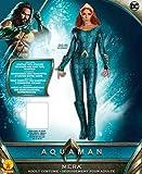 Rubie's unisex adult Aquaman Movie Deluxe Mera