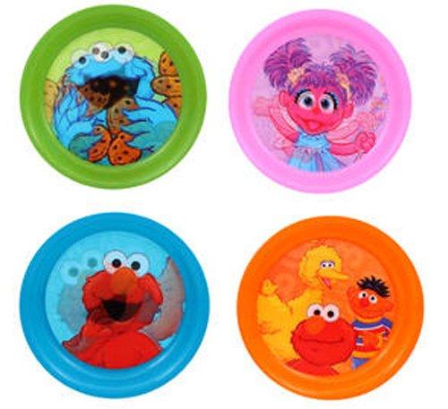 Sesame Street 7 75 Party plates