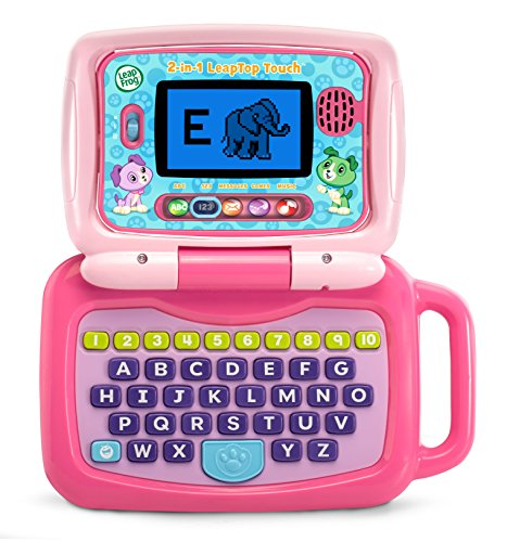 Vtech LeapFrog 2-in-1 LeapTop Touch, Pink