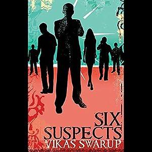 Six Suspects Audiobook