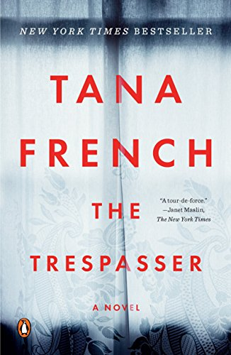Book cover from The Trespasser: A Novel by Tana French