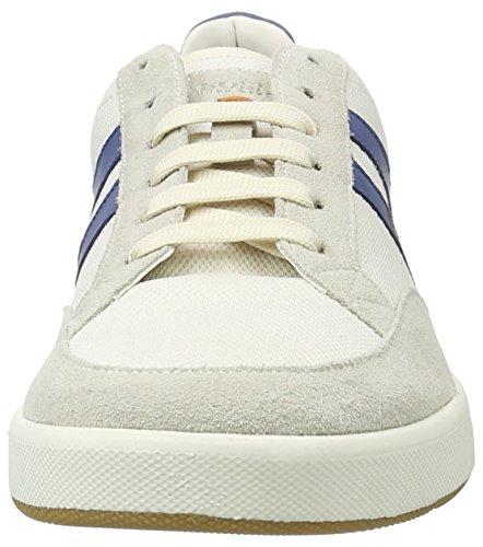 Boss Orange Stillnes_tenn_mx 10195423 01, Zapatillas para Hombre Blanco (White 100)