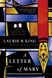A Letter of Mary: A Novel of Suspense Featuring Mary Russell and Sherlock Holmes