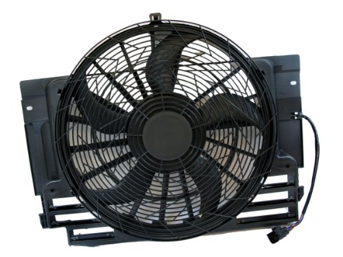 6 Auxiliary Fan Assembly - 4
