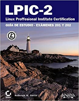 lpic2 linux professional institute certification ttulos especiales