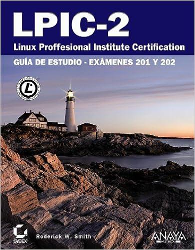 Libro PDF Gratis Lpic-2. Linux Professional Institute Certification