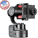 EVO Gimbals EVO SS 3 Axis Wearable Gimbal for GoPro Hero3 - Hero4 or Hero5 Black - Session - Garmin Virb Ultra 30 - YI 4K - 1 Year US Parts & Labor Warranty