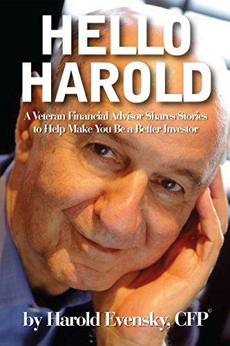 51IrWI3YlML amazon com hello harold a veteran financial advisor shares stories