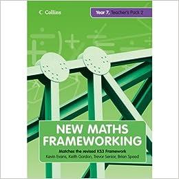 Year 7 Teachers Guide Book 2 (Levels 4-5) (New Maths Frameworking) (Bk. 2) 2nd Edition