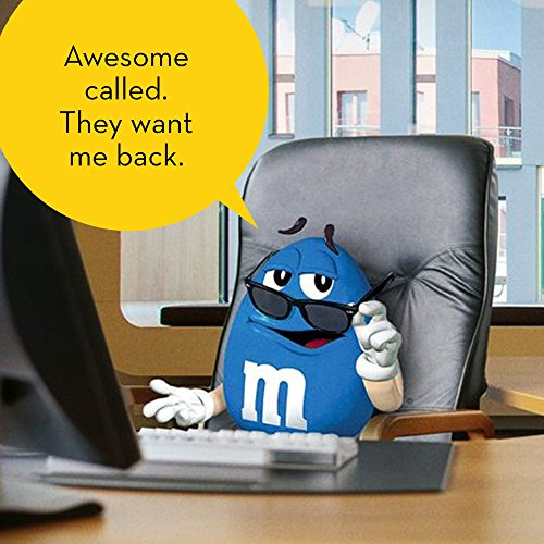 M&M'S Almond Chocolate Candy Family Size 15.9-Ounce Bag (Pack of 8) by M&M'S (Image #4)