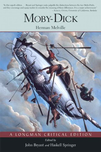 Moby Dick (Longman Critical Editions)