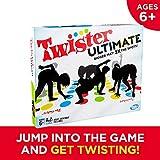 Twister Ultimate: Bigger Mat, More Colored