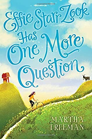 book cover of Effie Starr Zook Has One More Question