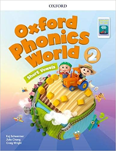 OXFORD PHONICS WORLD: LEVEL 2: STUDENT B