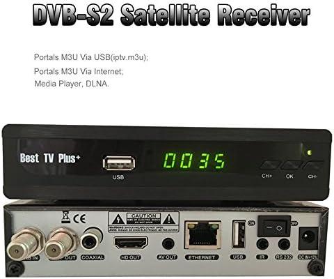 Best TV Plus+ Mgcam IPS2 Best HD IKS LAN PVR m3u IPTV Player DVB ...