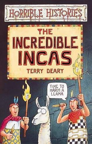 book cover of The Incredible Incas