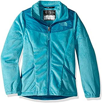 The North Face Girls Osolita 2.0 Jacket Blue Curacao - XXS