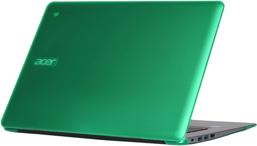 "iPearl mCover Hard Shell Case for 14"" Acer Chromebook 14 CB3-431 Series Laptop (Green)"
