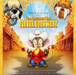 An American Tail: Fievel Goes West - Music From The Motion Picture Soundtrack (November 19, 1991) Audio CD