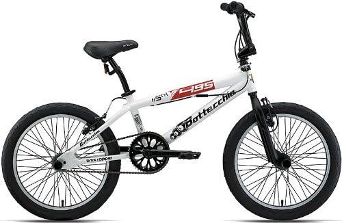 Bottecchia Botte cchia BMX 495 Freestyle Color Blanco – 20 RH 30 cm: Amazon.es: Deportes y aire libre