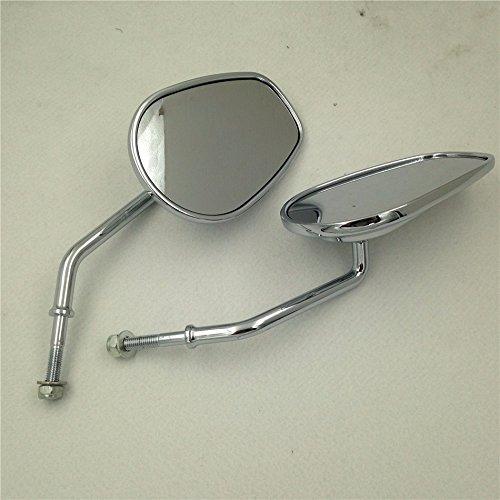 Harley Motorcycle Mirrors - 1