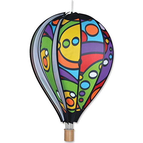 Premier Kites Hot Air Balloon 26 in. - Rainbow Orbit