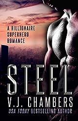 Steel (Superheroes Book 2)