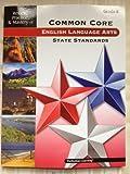 Common Core English Language Arts State Standards Grade 8