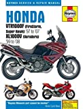 Honda VTR1000F (Firestorm, Superhawk) (97 - 08) & Xl1000V (Varadero) (99 - 08): 1997 to 2008 (Haynes Service & Repair Manual)