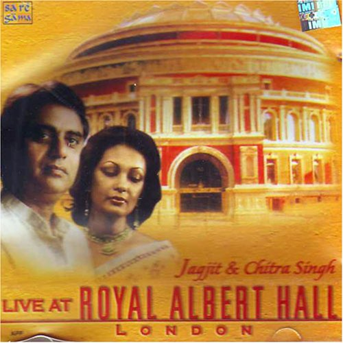 Jagjit singh-live at royal albert hall-london (Indian Music / Hindi Ghazal Music)