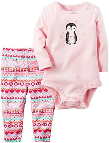 Carters Baby Girls Bodysuit 121g860