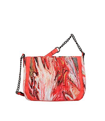 Red Red Cross Size Body World Bag One Mellow Hb17207 Diana wSzAqxxfg